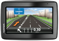 "TomTom VIA Business EU 45 Fisso 4.3"" Touch screen 146g Nero navigatore"