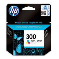 CART.ORIG.HP 300 COLOR