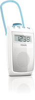 Philips AE2330/02 Portatile Digitale Blu, Bianco radio