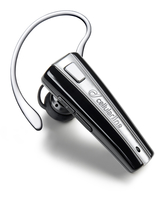 Cellularline Bluetooth Headset Drive Pack - Universale Auricolare Bluetooth con archetto ergonomico Nero
