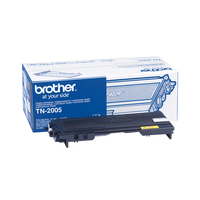 Brother TN-2005 Toner Cartridge 1500pagine Nero