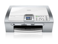Brother DCP-350C 6000 x 1200DPI Ad inchiostro A4 30ppm multifunzione