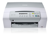 Brother DCP-145C 1200 x 6000DPI Ad inchiostro A4 27ppm multifunzione