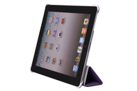 V7 Custodia-supporto folio ultrasottile per iPad, viola