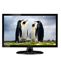 "Hannspree Hanns.G HE247DPB 23.6"" Full HD Nero monitor piatto per PC LED display"