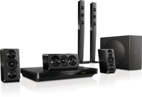 Philips Home Theater 5.1 Blu-ray 3D HTB3540/12