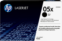 TONER COMPATIBILE HP CE505X BLACK