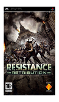 Sony Resistance: Retribution, PSP PlayStation Portatile (PSP) videogioco