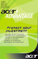 Acer Advantage Light, 3Y