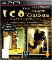 Sony Ico & Shadow of the Colossus: Collection, PS3 PlayStation 3 Inglese videogioco