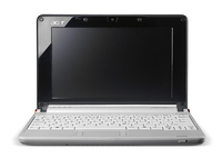 "Acer Aspire One A150-BGw 1.6GHz N270 8.9"" 1024 x 600Pixel Bianco Netbook"