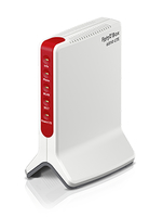 AVM 6810 LTE Fast Ethernet 3G 4G Bianco router wireless