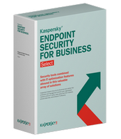 Kaspersky Lab Endpoint Security f/Business - Select, 500-999u, 1Y, RNW 500 - 999utente(i) 1anno/i
