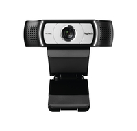 Logitech C930e 1280 x 720Pixel USB Nero webcam