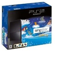 Sony PlayStation 2 + Singstar: singalong with Disney Nero