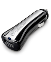 Cellularline USB Car Charger - Universale Caricabatterie a 5W Nero