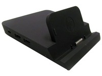 HP 708621-001 USB 2.0 Nero replicatore di porte e docking station per notebook