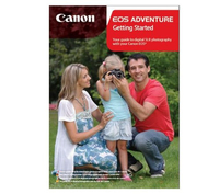 Canon CAMERA GETTING STARTED DVD