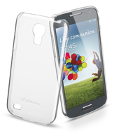 Cellularline Invisible - Galaxy S4 Mini Trasparenza e design inalterato Trasparente