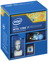 Intel Core ® T i7-4960X Processor Extreme Edition (15M Cache, up to 4.00 GHz) 3.6GHz 15MB Cache intelligente Scatola processore