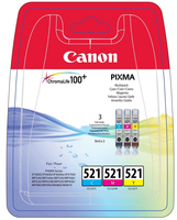 Canon CromaLife 100+ 9ml Ciano, Giallo cartuccia d