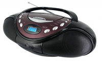 Bigben Interactive CD44 Nero, Viola radio CD