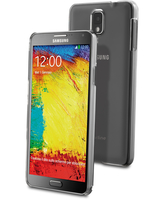 Cellularline Invisible - Galaxy Note 3 Cover rigida trasparente, mantiene il design inalterato Trasparente