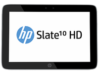 HP Slate 10 10 HD 3500US 16GB Nero, Argento tablet
