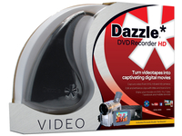 Corel Dazzle DVD Recorder HD Interno USB 2.0 scheda di acquisizione video
