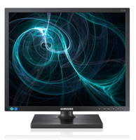 "Samsung TC191W 19"" Nero monitor piatto per PC"
