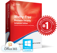 Trend Micro Worry-Free Business Security Advanced 2-25utente(i) 3anno/i