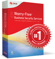 Trend Micro Worry-Free Business Security Services 1utente(i) 1anno/i