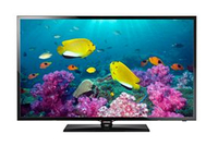 "Samsung UE40F5000AW 40"" Full HD Nero LED TV"