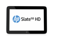 HP Slate 10 HD 3603ef 16GB 3G Nero, Argento tablet