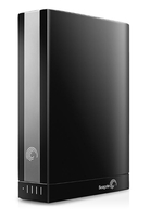 "Seagate Backup Plus 3.5"", 4TB, Mac 4000GB Nero disco rigido esterno"