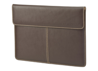"HP 33.8 cm (13.3"") Premium Leather Sleeve 13.3"" Custodia a tasca Marrone"