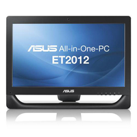"ASUS ET ET2012AUKB-B019K 1.7GHz E2-1800 20"" 1600 x 900Pixel Nero PC All-in-one All-in-One PC"