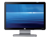 "HP w1907s 19"" LCD/TFT Argento monitor piatto per PC"