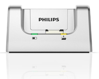 Philips ACC8120 Argento docking station per dispositivo mobile