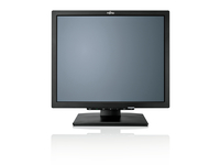 "Fujitsu Displays E19-7 19"" HD Nero monitor piatto per PC"