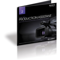Sony Production Assistant