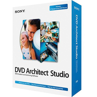 Sony DVD Architect Studio 5.0