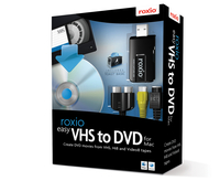 Corel Easy VHS to DVD for Mac USB 2.0 scheda di acquisizione video
