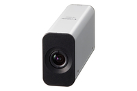 Canon VB-S900F IP security camera Interno Scatola Nero, Bianco