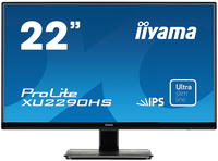"iiyama ProLite XU2290HS-B1 21.5"" Full HD AH-IPS Opaco Nero monitor piatto per PC"