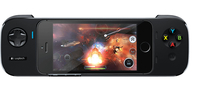 Logitech PowerShell Gamepad iOS Nero