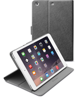 Cellularline Folio - iPad Mini 3 Custodia per iPad Mini 3 con stand multiangolo Nero