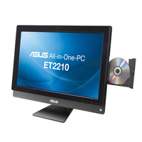 "ASUS ET 2210IUTS-B002E 3.3GHz i3-2120 21.5"" 1920 x 1080Pixel Touch screen Nero PC All-in-one"