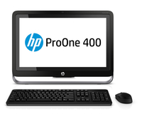 "HP ProOne 400 G1 3GHz i3-4330T 19.5"" 1920 x 1080Pixel Touch screen Nero PC All-in-one"