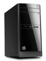 HP 110-265ES 3GHz i3-3240T Microtorre Nero PC